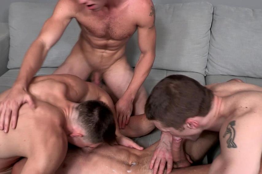Small Dick Big Dick Threesome